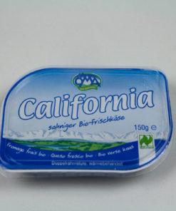 California Frischkäse natur 150g